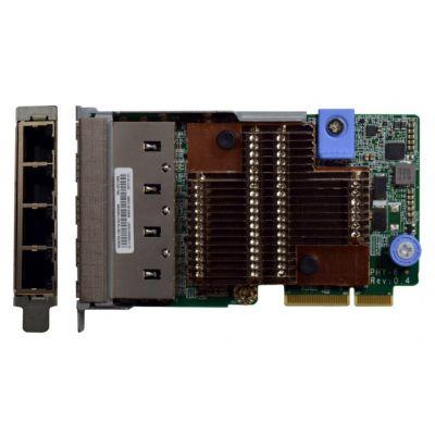 TARJETA DE RED LENOVO THINKSYSTEM PCI EXPRESS 10GB 4 PTOS BASE-T LOM