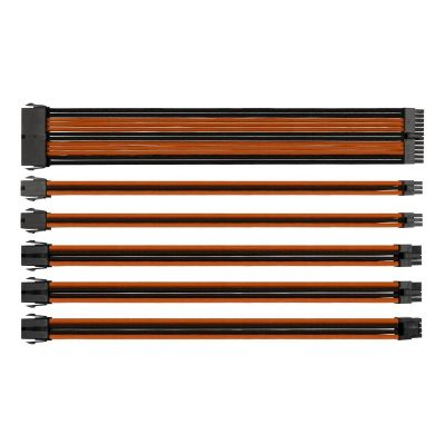 KIT DE EXTENSION EAGLE WARRIOR PARA PSU NARANJA ACCABLEFAP301EGW