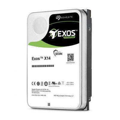 "DISCO DURO SEAGATE EXOS X14 512E ST12000NM0008 3.5"" 12TB SATA 7200RPM"