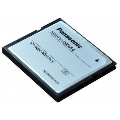MEMORIA FLASH PANASONIC COMPACTFLASH 450 HORAS GRABACION KX-NS0136X