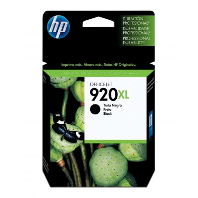 CARTUCHO HP 920XL NEGRO (CD975AL)