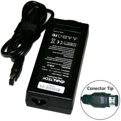 OTAC-E67 ADAPTADOR PARA LAP TOP HP 18.5V/4.9A MARCA OVALTECH