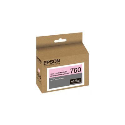 CARTUCHO EPSON MAGENTA LIGHT SC-P600 25.9 ML T760620