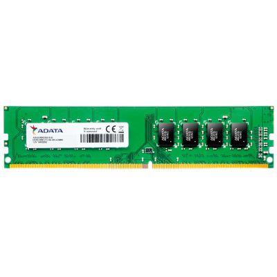 MEMORIA RAM ADATA UDIMM 8 GB DDR4 2666 MHZ UDIMM AD4U266638G19-S