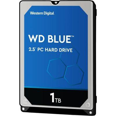 """DISCO DURO WESTERN DIGITAL 1TB 2.5""""  WD10SPZX BLUE"""