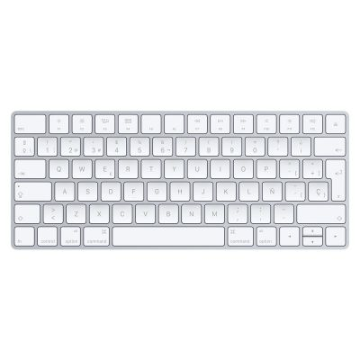 MAGIC KEYBOARD APPLE MLA22E/A COLOR BLANCO