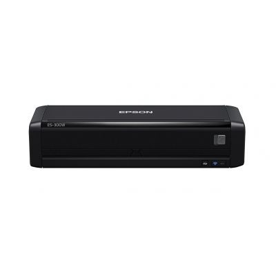SCANNER EPSON WORKFORCE ES-300W, 600 X 600 DPI, ESCÁNER COLOR, USB 3.0
