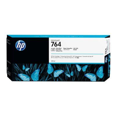 CARTUCHO DE TINTA NEGRO ILK HP C1Q17A 764 DE 300ML