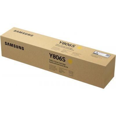 CARTUCHO TONER SAMSUNG CLT-Y806S AMARILLO 30K PAGS