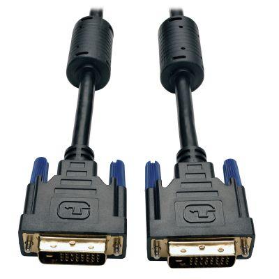 CABLE TRIPP LITE TMS DIGITAL DVI-D MACHO 7.62M NEGRO P560-025