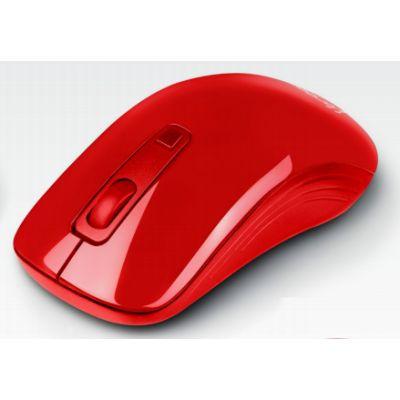 MOUSE VORAGO MO-102 ROJO OPTICO ALAMBRICO 1000/1600 DPI S USB