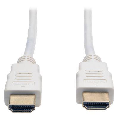 TRIPP LITE CABLE HDMI ALTA VELOC. ULTRAHD 4Kx2K AUDIO 1.83m BLANCO