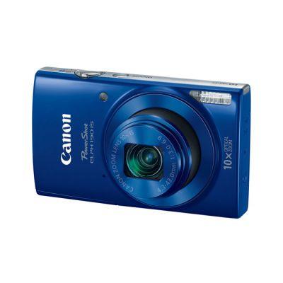 "CAMARA CANON POWERSHOT ELPH 190 IS 20MPX LCD 2.7"" ZOOM 4x VID HD AZUL"