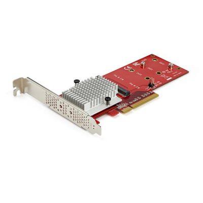 TARJETA PCIe ADAPTADOR SSD M.2 STARTECH PEX8M2E2
