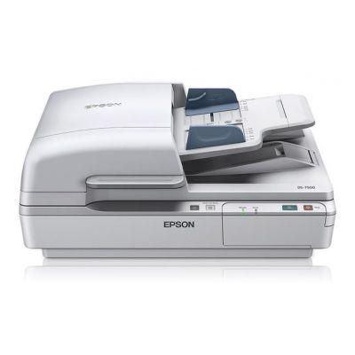 SCANNER EPSON WORKFORCE DS-7500, 1200 X 1200 DPI, ESCÁNER COLOR, USB