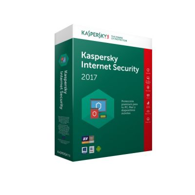 KASPERSKY INTERNET SECURITY MULTIDEVICE 1 USR 1 AÑO TMKS-171