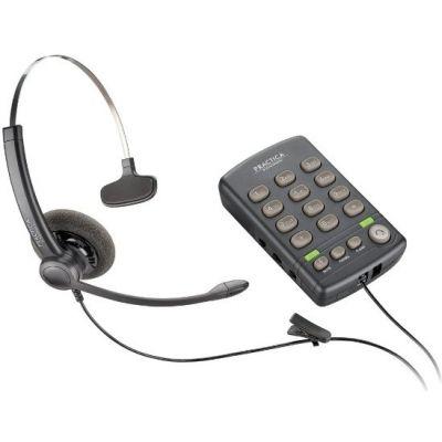 TELEFONO PLANTRONICS C/DIADEMA TIPO PRACTICA T110