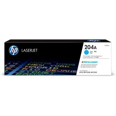 TONER LASERJET HP 204A CYAN 900 PAGS CF511A