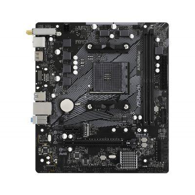 TARJETA MADRE ASROCK A520M/AC AM4 MATX WIFI BLUETOOTH HDMI