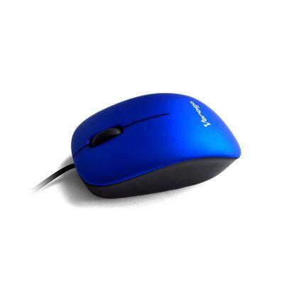 MOUSE VORAGO MO-206 AZUL 2400 DPI USB