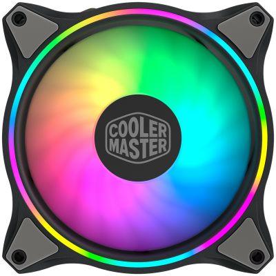 VENTILADOR COOLER MASTER KIT 3IN1 MF120 HALO ARGB MFL-B2DN-183PA-R1