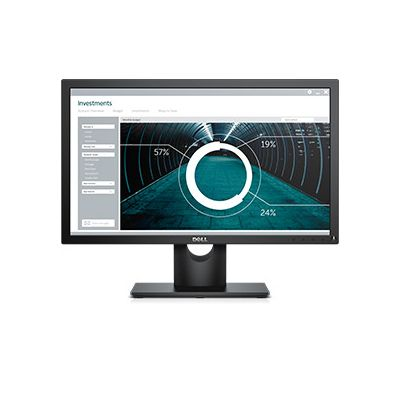"MONITOR DELL E2216H 21.5"" LED 1920 x 1080 VGA DP 3WTY"