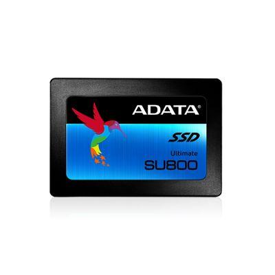 """UNIDAD SSD ADATA SU800 ULTIMATE 256GB SATA III 2.5"""" (ASU800SS-256GT-C)"""