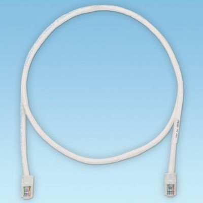 CABLE DE RED PANDUIT UTPCH3Y RJ-45 -RJ-45 0.91 METROS COLOR BLANCO