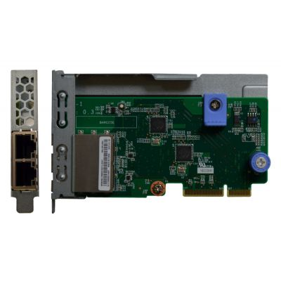 TARJETA DE RED LENOVO P/SERVIDOR THINKSYSTEM PCIe 2 X RJ-45 7ZT7A00544