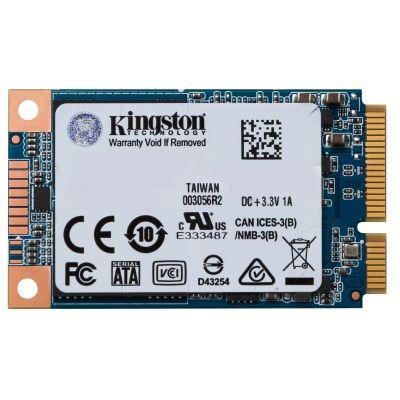 UNIDAD SSD MSATA KINGSTON SUV500MS / 480G 480 GB SATA