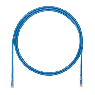 CABLE PATCH PANDUIT CAT6A UTP RJ-45 MACHO 1.52 METROS AZUL UTP6A5BU