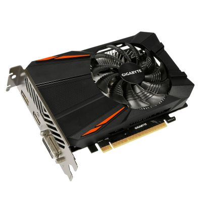 TARJETA DE VIDEO GIGABYTE NVIDIA GEFORCE GTX1050Ti 4GB GDDR5