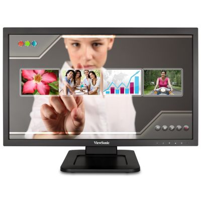 "MONITOR VIEWSONIC TD2220LED 22""1920x1080 5MS VGA/DVI-D VESA, TOUCH."