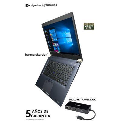 "LAPTOP TOSHIBA X40-E 14"" CORE I7 8550U 16GB 512GB W10PRO PT482U-0X904V"