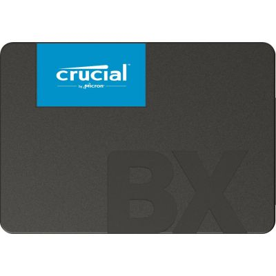 SSD CRUCIAL BX500 240 GB SERIAL ATA III 540 MB/S 500 MB/S 6 GBIT/S