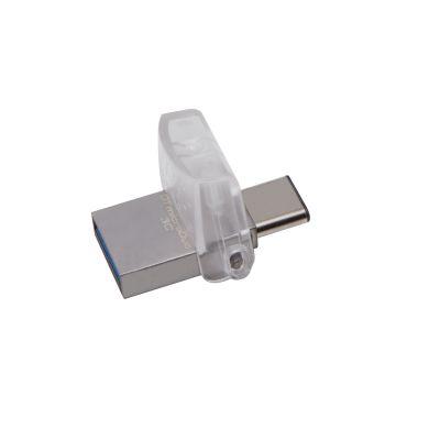 MEMORIA FLASH KINGSTON 64 GB MICRODUO 3C USB 3.1 (DTDUO3C/64GB)