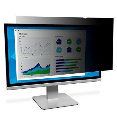 """FILTRO DE PRIVACIDAD 3M PARA MONITOR 22.0"""" PARA NOTEBOOK Y LCD"""