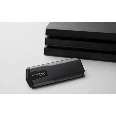 SSD EXTERNO HYPERX SAVAGE EXO 480GB USB 3.1 NEGRO SHSX100/480G
