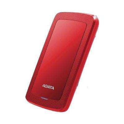 DISCO DURO EXTERNO ADATA HV300 1TB 2.5 3.1 ROJO (AHV300-1TU31-CRD)