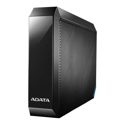 "DISCO DURO EXTERNO ADATA HM800 8TB USB 3.2 3.5"" NEGRO"