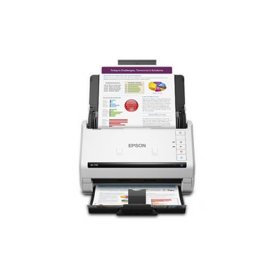 SCANNER EPSON WORKFORCE DS-770, 600 X 600 DPI, ESCÁNER COLOR, USB 3.0
