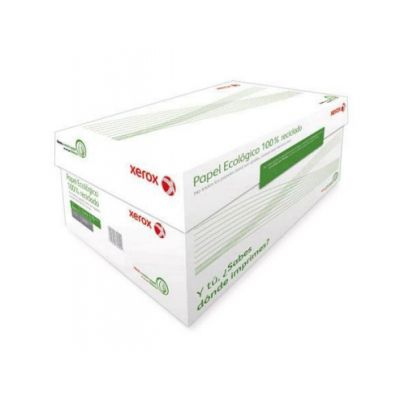 PAPEL ECOLOGICO OFICIO 003M02012 XEROX PAPEL BOND COLOR BLANCO 5000H