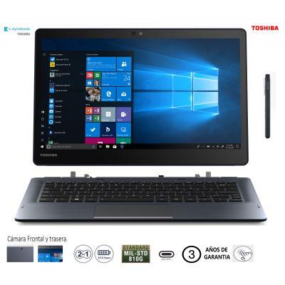 LAPTOP TOSHIBA X30T-E 13.3 TOUCH CI5-8250U 8GB 256G W10P PT17CU-0S501N