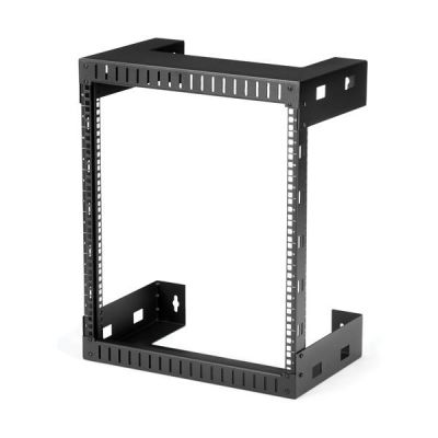 "RACK STARTECH RK12WALLO MARCO ABIERTO EN PARED 12"" 12U 90KG"