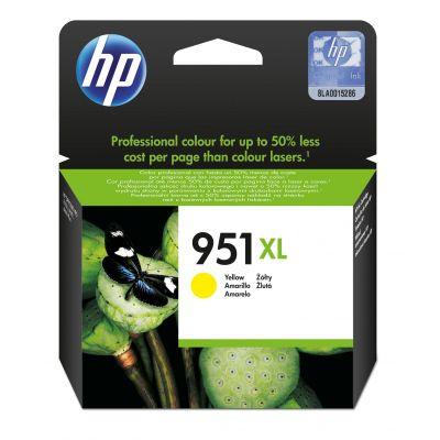 CARTUCHO HP 951XL AMARILLO OFFICEJET PARA 8600/K8600/8600+/8100(CN048A