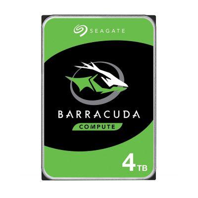 "DISCO DURO INTERNO SEAGATE BARRACUDA ST4000DM004 4TB 3.5"" 5400RPM Bulk"