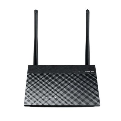 ROUTER ASUS WIRELESS RT-N300/B1 2.4GHZ ROUTER, REPETIDOR, ACCESSPOINT