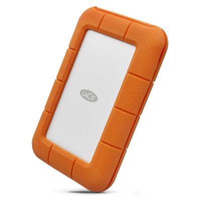 DISCO DURO EXTERNO LACIE USB 3.1 5TB USB-C RUGGED RESCUE STFR5000800