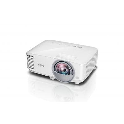PROYECTOR BENQ MX825ST TIRO CORTO DLP 3300 LUM XGA 1024x768 HDMI RJ45