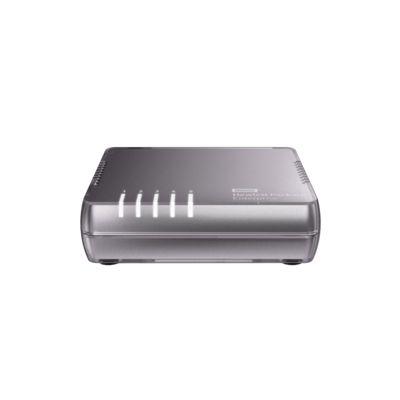 SWITCH HPE GIGABIT ETHERNET 1405 5G V3, 5 PUERTOS 10 GBIT/S JH407A
